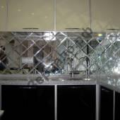 Кухонный фартук - зеркальное панно