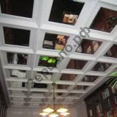Панно потолок